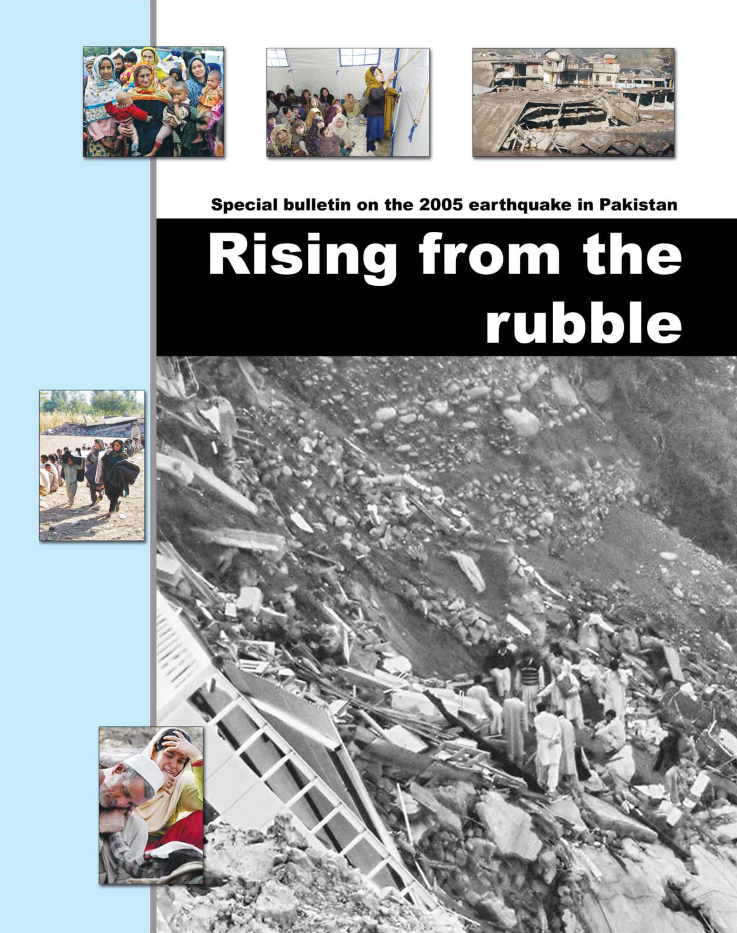 Rising From the Rubble