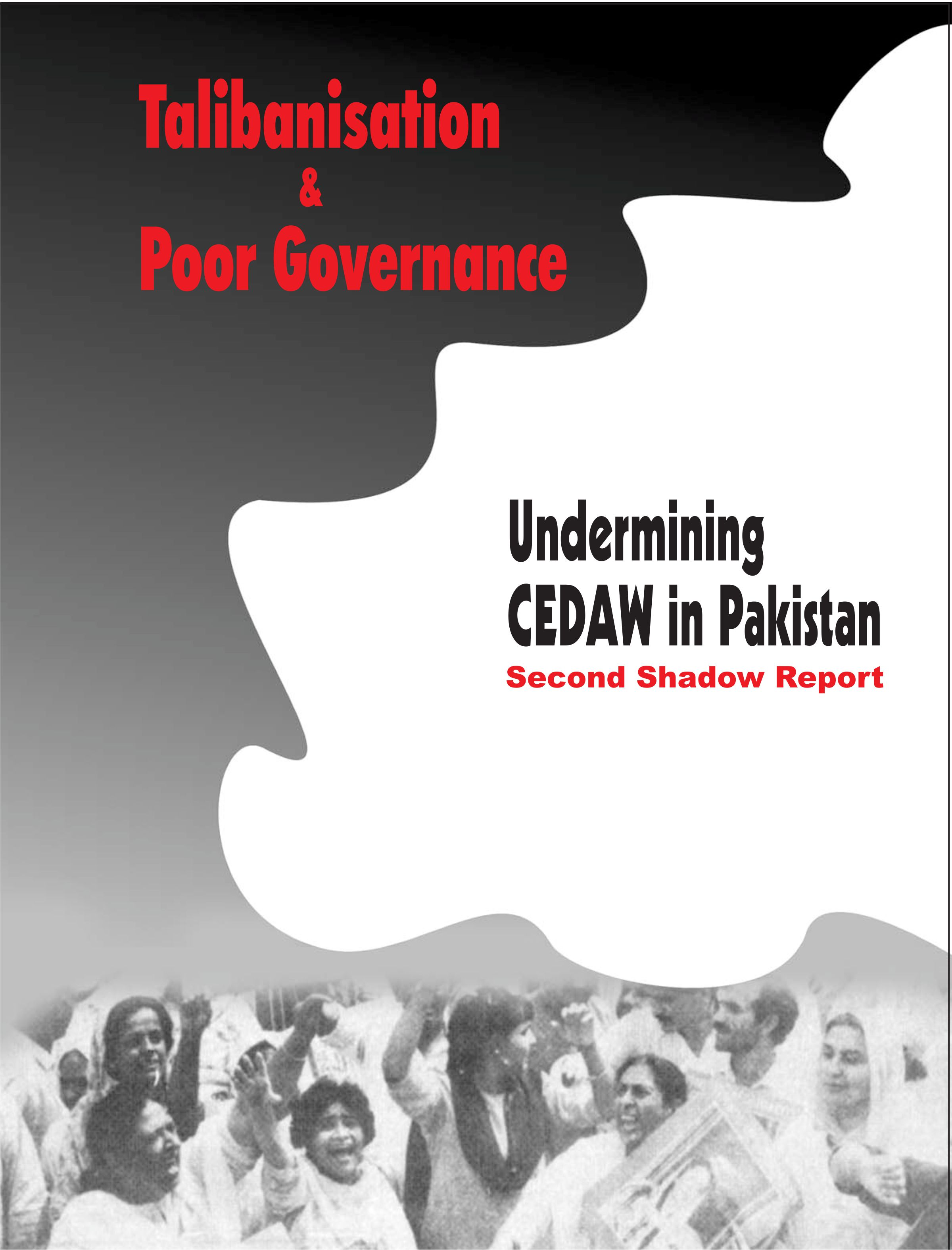 Talibanisation & Poor Governance