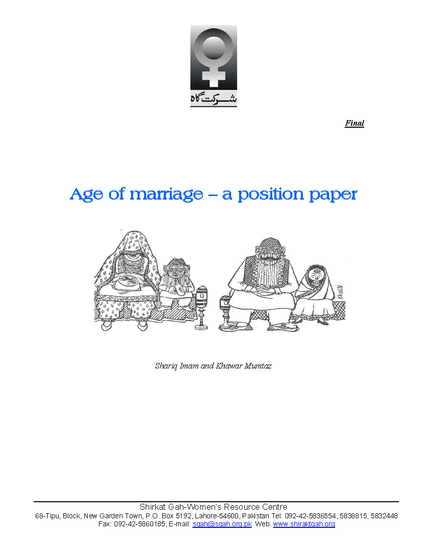 AGE OF MARRIAGE position paper by SG final_Page_01